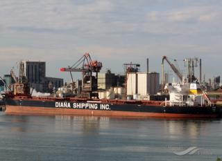 Diana Shipping Inc. Announces Time Charter Contract for mv Alcmene with BG Shipping