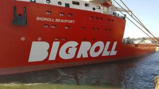 COSCO Dalian Delivers Module Carrier BigRoll Beaufort to BigRoll Shipping