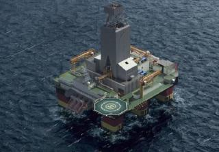 Odfjell Drilling takes delivery of Deepsea Nordkapp from shipyard