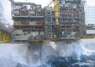 Shell And Chevron Evacuate Personnel From Rig Facilities Due To Storm