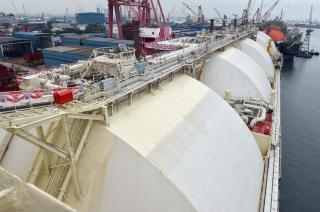 Malta LNG FSU Ready For Work