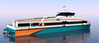 BMT announces new 43m High-Speed, Fast Ferry contract