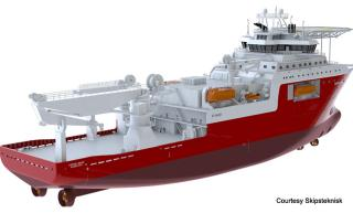 Rolls-Royce wins power and propulsion contract for new Dive Support Vessel