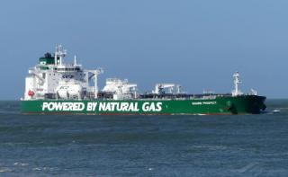 SCF marks the first year of operating LNG-fuelled oil tankers