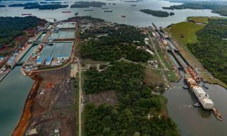 Panama Canal Receives Report of Functional Completion of Third Set of Locks