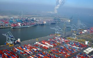 Port of Antwerp signs MoU with Commercial Bank of China on One Belt, One Road