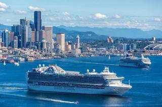 Port of Seattle has biggest cruise season ever