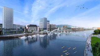 Belfast Harbour Reveals Ambitious Growth Plans