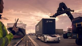 DFDS: Collaboration with VOLVO Trucks On Autonomous Transport Between Logistic Centre And Port Terminal