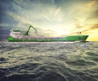 Wärtsilä to deliver world's first hybrid retrofit for short-sea shipping vessel