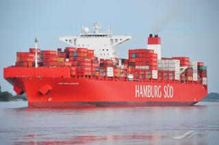 Hamburg Süd to launch new services between West Coast South and Central America and Asia