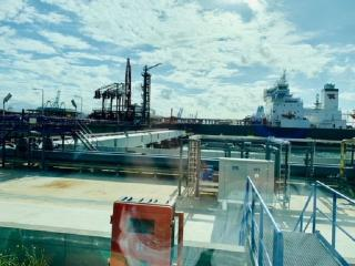 Eagle Ford Terminals Joint Venture Receives First Vessel at New Dock
