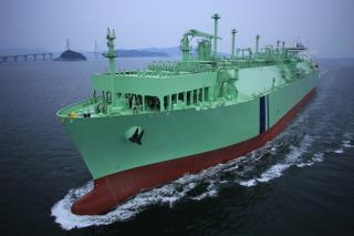 Samsung Heavy Industries wins order to build a LNG-FSRU