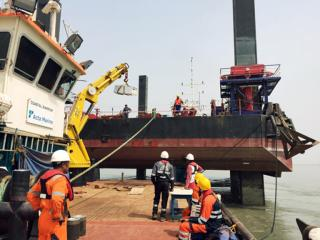 Acta Marine's 2209 Multicat Coastal Warrior takes on new project in West Africa
