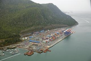Fairview Container Terminal Expansion Project at Port of Prince Rupert Reaches 75% Milestone