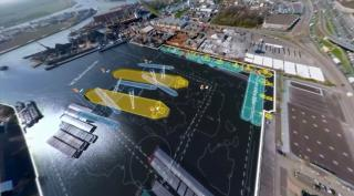 Wilheminahaven Dordrecht Inland Seaport becomes future proof (Video)