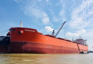 Klaveness Combination Carries takes delivery of third CLEANBU Newbuild