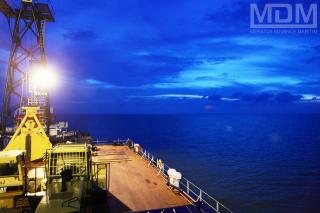 PT Meratus Advance Maritim joins the Klaveness Bulkhandling Handymax Pool with their vessel mv MDM Baluran