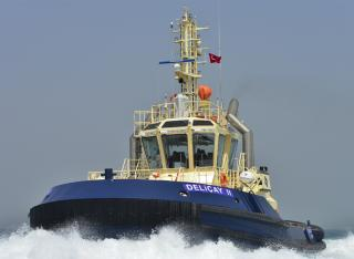 Svitzer adds two Sanmar-built tractor tugs to its fleet