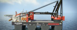 Heerema Awarded Hollandse Kust Zuid Alpha Project