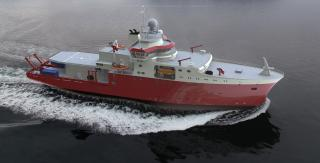 GE to provide technology to Peruvian Navy research vessel