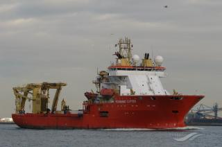 Solstad Offshore ASA signs frame agreement with Saipem for the CSV Normand Cutter