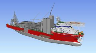 PG Flow Solutions to deliver an engine room pump system to an offshore mining vessel