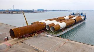 ALE – Giant joint venture enables one of Asia's most ambitious wind projects