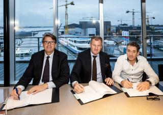 Damen Shipyards Group and Concordia Group join forces