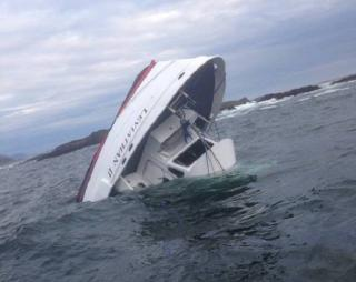 Canada whale-watching tragedy: Boat with 27 people on board sinks off B.C. coast; Five dead, one missing (Video)