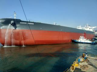 Ocean Yield takes delivery of VLCC Nissos Rhenia