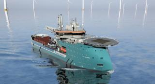 Acta Marine reveals name of their third walk-to-work vessel