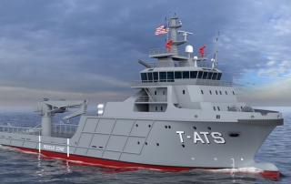 Gulf Island Awarded Two Additional Navy Vessels