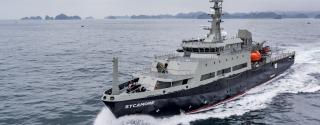 Damen displays leading position in global OPV market