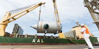 AAL ships two 500mt 'Cyclone Vessels' for Malaysia's RAPID project
