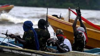 Armed Robbers Board Ship in Guinean Anchorage