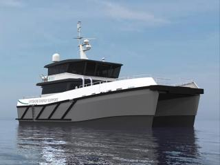 Seacat Services Confirms Second Chartwell 24 Vessel Order