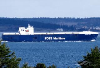 TOTE Maritime Alaska delays its Orca class vessels LNG conversion schedule