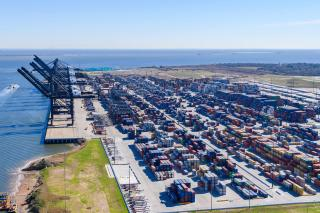 Konecranes wins order from Port Houston for eight Konecranes RTGs