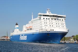 Renovations continue on Finnlines Ropax vessels