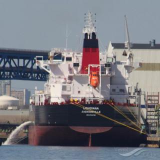 Crowley to Christen third LNG-ready Product Tanker