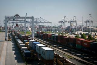 Georgia Ports Authority approves $92M rail expansion