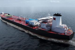 TMC wins contract award by SHI to provide marine compressed air systems to four LNG-fuelled shuttle tankers