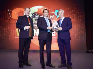 Maersk Line named 'Container Operator of the Year' at the annual Lloyd's List Asia awards