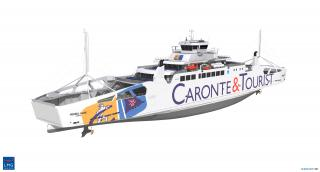 MAN Cryo to Deliver LNG Fuel System to Italian Ferry