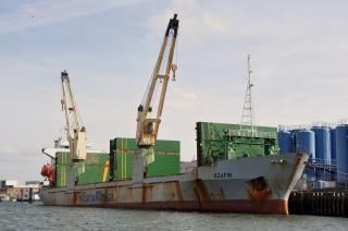 Polish cargo ship attacked off coast of Nigeria; 5 crew abducted