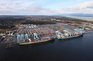 Full Federal Authorization Clears Path for Virginia to Become the Deepest Port of US East Coast