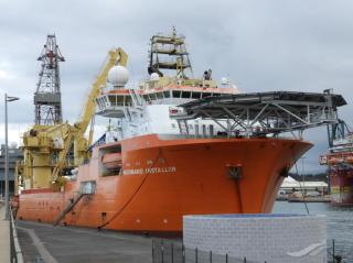 Ocean Installer Awarded First Contract In China