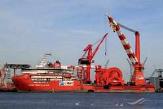 Saipem buys the Lewek Constellation vessel
