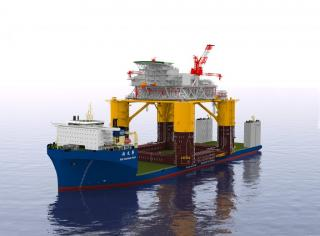 COSCO SHIPPING Specialized Carriers awarded contract to transport Vito FPU to the Gulf of Mexico